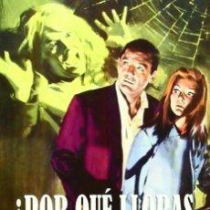 Cine: POR QUE LLORAS SUSAN ? (GIL YOUNG, CAROL LYNLEY) DIR: DAVID GREENE - DVD NUEVO Y PRECINTADO. Lote 211392190