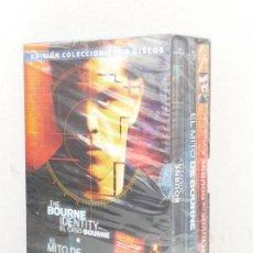 Cine: DVD COLECCIO DE 3 DISCO, CASO BOURNE ELMITO DE BOURNE. LOS ARCHIVOS DE BOURNE.. Lote 171442934