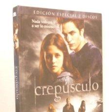 Cine: DVD ESPECIAL 2 DISCOS( CREPUSCULO). Lote 171446289