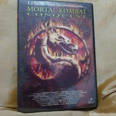 Cine: (S179) MORTAL KOMBAT CONQUEST - DVD SEGUNDAMANO COMO NUEVO. Lote 171462204