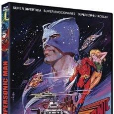 Cine: SUPERSONIC MAN DVD NUEVO Y PRECINTADO DESCATALOGADO. Lote 171462424
