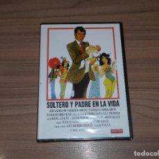 Cine: SOLTERO Y PADRE EN LA VIDA DVD JOSE SACRISTAN NADIUSKA NUEVA PRECINTADA. Lote 171480412
