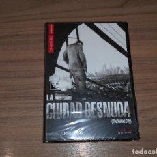 Cine: LA CIUDAD DESNUDA DVD NUEVA PRECINTADA. Lote 171480690