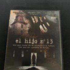 Cine: ( S13 ) EL HIJO N13 - CLIPP ROBERTSON ( DVD SEGUNDA MANO ). Lote 171483333