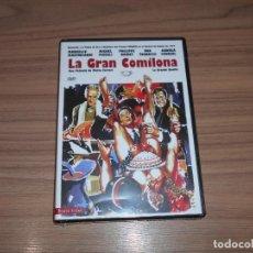 Cine: LA GRAN COMILONA DVD MARCELLO MASTROIANNI UGO TOGNAZZI MICHEL PICCOLI PHILIPPE NOIRET PRECINTADA. Lote 171485839