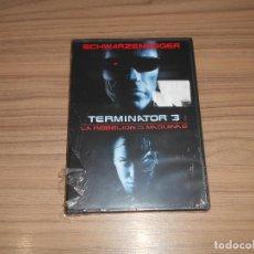 Cine: TERMINATOR 3 EDICION ESPECIAL 2 DVD SCHWARZENEGGER NUEVA PRECINTADA. Lote 171487265
