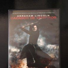 Cine: ABRAHAM LINCOLN - CAZADOR DE VAMPIROS. Lote 171504195