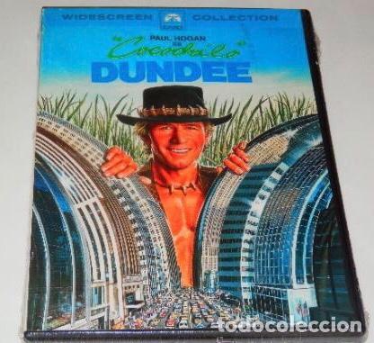 COCODRILO DUNDEE DVD PRECINTADO (Cine - Películas - DVD)
