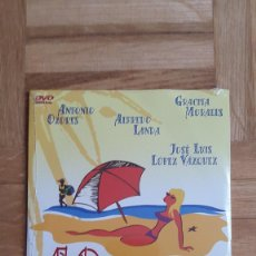 Cine: PELICULA DVD - 40 GRADOS A LA SOMBRA - ANTONIO OZORES - ALFREDO LANDA - JOSE L. LOPEZ VAZQUEZ - PREC. Lote 171518723