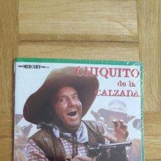 Cine: PELICULA DVD AQUI LLEGA CONDEMOR PECADOR DE LA PRADERA, CON CHIQUITO DE LA CALZADA - BIGOTE ARROCET. Lote 171519075