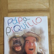 Cine: PELICULA DVD - PAPA PIQUILLO - CHIQUITO DE LA CALZADA - PRECINTADA. Lote 171519340