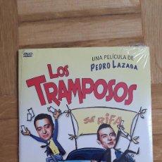Cine: PELICULA DVD - LOS TRAMPOSOS - ANTONIO OZORES - CONCHA VELASCO - TONY LEBLANC - PRECINTADA. Lote 171519433