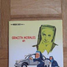 Cine: PELICULA DVD - SOR CITROEN - GRACITA MORALES - JOSE LUIS LOPEZ VAZQUEZ - . Lote 171520593