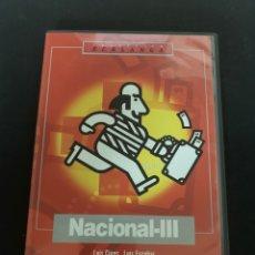 Cine: ( S92 ) NACIONAL 3 - LUIS CIGES ( DVD SEGUNDA MANO COMO NUEVO ). Lote 171525974