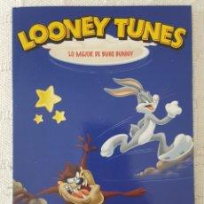 Cine: CINE DVD / LOONEY TUNES LO MEJOR DE BUGS BUNNY (NUEVA A ESTRENAR, ESTUCHE DE CARTÓN) . Lote 171526299