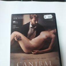 Cine: CANÍBAL (ANTONIO DE LA TORRE). Lote 171526584