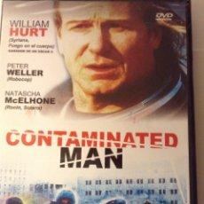 Cine: CONTAMINATED MAN. Lote 171526634
