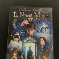Cine: ( S103 ) LA NIÑERA MÁGICA - EMMA THOMPSON ( DVD SEGUNDA MANO COMO NUEVO ). Lote 171526687