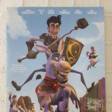Cine: CINE DVD / DONKEY XOTE (NUEVA A ESTRENAR, ESTUCHE DE CARTÓN) . Lote 171526693