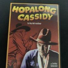 Cine: ( S103 ) HOPALONG CASSIDY - LESLEY SELANDER ( DVD SEGUNDA MANO COMO NUEVO ). Lote 171526817