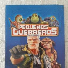 Cine: CINE DVD / PEQUEÑOS GUERREROS (NUEVA A ESTRENAR, ESTUCHE DE CARTÓN) . Lote 171526854