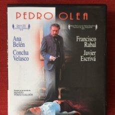 Cine: TORMENTO DVD PEDRO OLEA. Lote 171527203