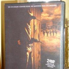 Cine: DVD WESTER 2 DIISCOS OPEN RANCE.. Lote 171544587