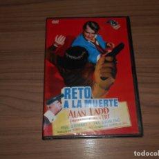 Cine: RETO A LA MUERTE DVD ALAN LADD NUEVA PRECINTADA. Lote 239559475
