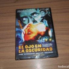 Cine: EL OJO EN LA OSCURIDAD DVD TERROR NUEVA PRECINTADA. Lote 244492375