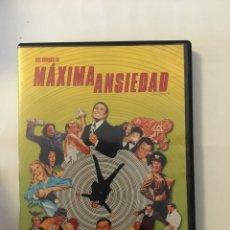 Cine: MAXIMA ANSIEDAD. Lote 171606989
