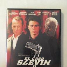 Cine: CASO SLEVIN. Lote 171607293