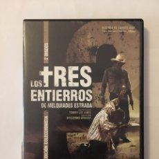 Cine: TRES ENTIERROS DE MELQUÍADES ESTRADA. Lote 171607799