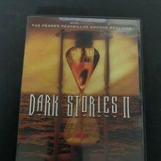 Cine: ( S136 ) DARK STORIES 2 ( DVD SEGUNDA MANO COMO NUEVO ). Lote 171622427