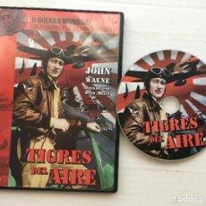 Cine: TIGRES DEL AIRE JOHN WAYNE LA II GUERRA MUNDIAL EN EL CINE WWII KREATEN. Lote 171634064