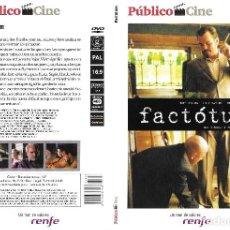 Cine: FACTÓTUM - BENT HAMER. Lote 171638282