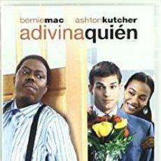 Cinéma: ADIVINA QUIEN - DVD NUEVO Y PRECINTADO -. Lote 223221835
