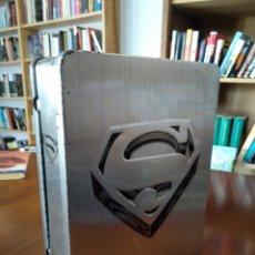 Cine: SUPERMAN 13 DVD. EDICIÓN COLECCIÓN. METÁLICO. Lote 171669388