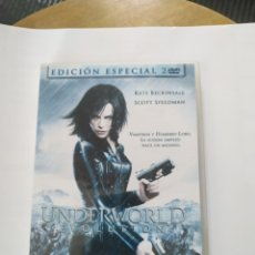 Cine: UNDERWORLD EVOLUTION (KATE BECKINSALE, SCOTT SPEEDMAN) EDICIÓN 2 DVD. Lote 171686459