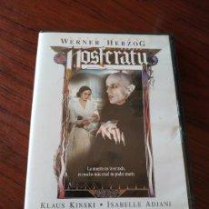 Cine: DVD --- NOSFERATU --- DE WERNER HERZOG --- CON KLAUS KINSKI Y ISABELLE ADJANI. Lote 171689629