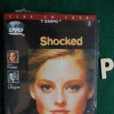 Cine: CINE EN CASA TIEMPO PRECINTADA SHOCKED. Lote 171739542
