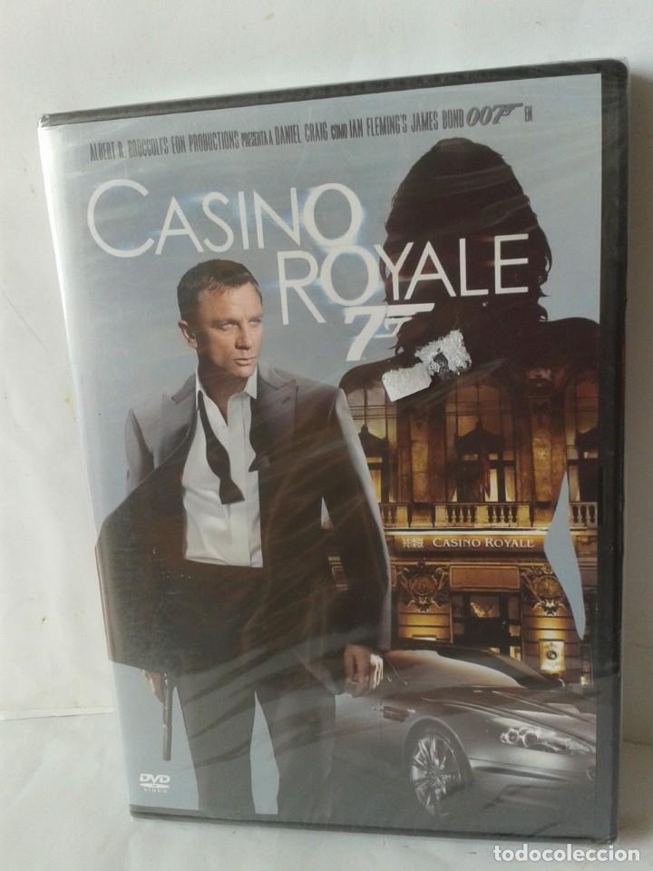 CASINO ROYALE DANIEL CRAIG DVD NUEVO (Cine - Películas - DVD)