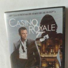 Cine: CASINO ROYALE DANIEL CRAIG DVD NUEVO. Lote 171745488