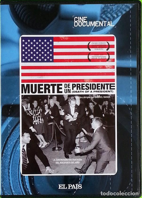 MUERTE DE UN PRESIDENTE - GABRIEL RANGE (Cine - Películas - DVD)
