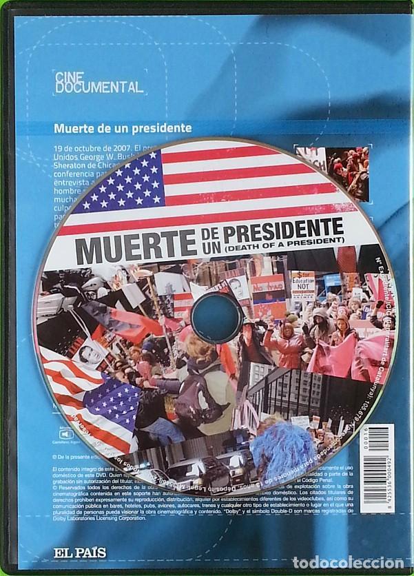 Cine: Muerte de un presidente - Gabriel Range - Foto 4 - 171768954