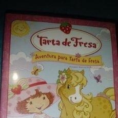 Cine: TARTA DE FRESA, AVENTURA PARA TARTA DE FRESA - DVD. Lote 171776967