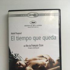 Cine: EL TIEMPO QUE QUEDA - FRANÇOIS OZON. Lote 171985559