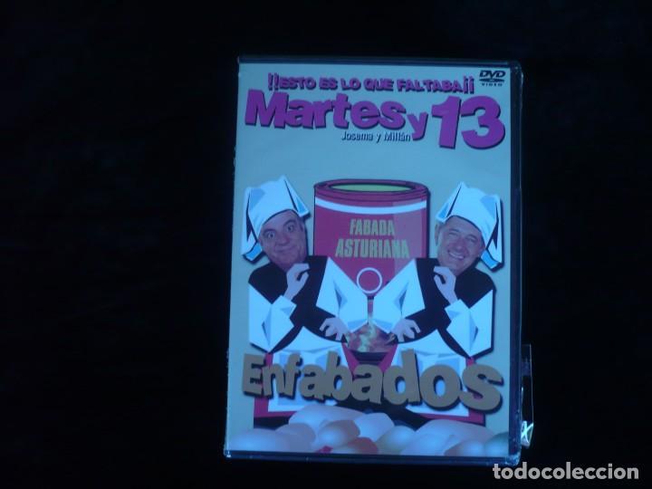 MARTES Y 13 ENFABADOS - DVD NUEVO PRECINTADO (Cine - Películas - DVD)