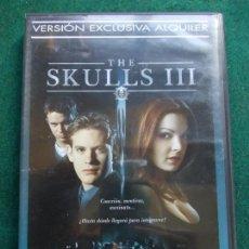 Cine: CINE DVD THE SKULLS III. Lote 172143935