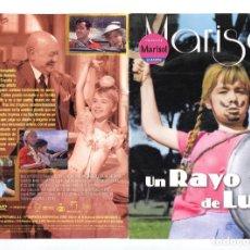 Cine: UN RAYO DE LUZ, CON MARISOL. DVD.. Lote 183973791