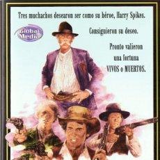 Cine: TRES FORAJIDOS Y UN PISTOLERO LEE MARVIN . Lote 172230848